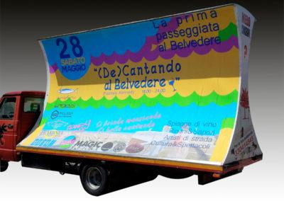 Manifesto camion vela 490x295 cm