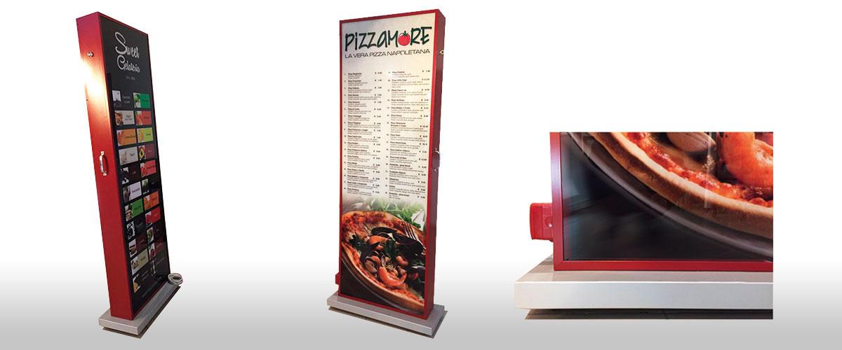Personalizzazione Pulman con stampe digitali